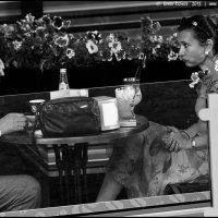 В кафе :: DR photopehota