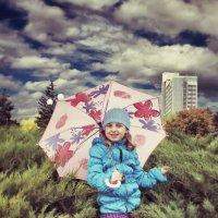 Кажется дождь собирается :: Николай Сыс