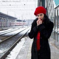 Француженка :: Виктория Неземная