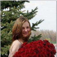101 роза :: Андрей Lyz