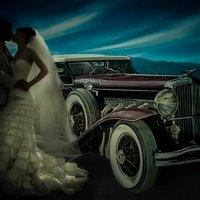 свадьба в ретро-стиле Екатеринбург :: Денис Кёнигшверт