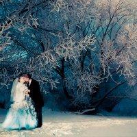зимняя свадьба :: Денис Кёнигшверт