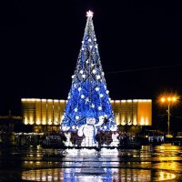 Дождливое Рождество :: Александр Барышев
