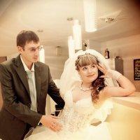 Оксана и Максим :: Анастасия Драгункина