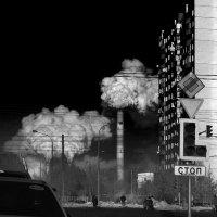 Из трубы идет дымок... :: antip49 antipof