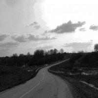 Дорога в небо :: Алёна Маненкова
