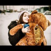 Плюшевая любовь :: Артем Otlyakov