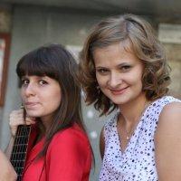 Гитара :: Екатерина Чернышова