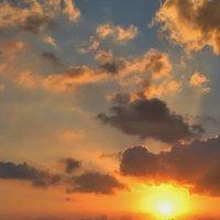 закат на море :: Михаил Карпов