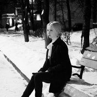Декабрьский вечер :: Женя Рыжов