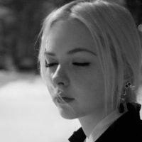 Портрет с закрытыми глазами :: Женя Рыжов