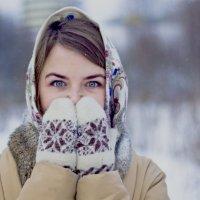 зимушка-зима :: Юлия Трибунская