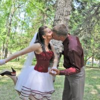 Поцелуй :: Владимир Горбачев