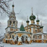Церкви Углича - 1 :: Pavel Stolyar