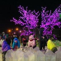 Новогодняя забава :: Таня Харитонова