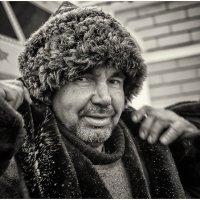 Рождественский ямщик :: Антон Смульский