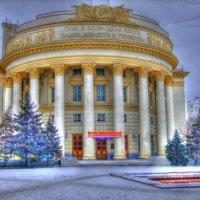 Дворец Профсоюзов. :: Дмитрий Скубаков