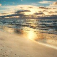 прогулка по берегу :: Ikaras Vabalas