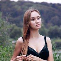 на озере :: Любовь Чистякова