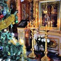 Перед Рождественской литургии :: Вячеслав Платонов