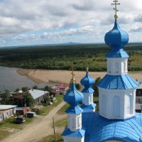 Купола города Чердыни :: Алексей Семеняк