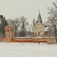 Рождественский день в Царском Селе :: Олег Попков