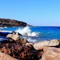 Море волнуется... :: Татьяна Д
