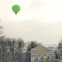 А шарик улетел. :: Олег Попков