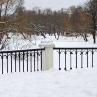 Зимнее :: Григорий Григорьев