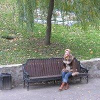 Осень в парке :: Жорж Колпаков