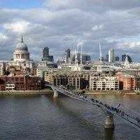 Лондон :: человечик prikolist