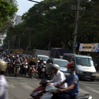 Вьетнамские дороги :: Ekaterina Shchurina