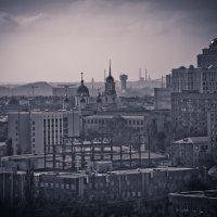 Город :: Анатолий Спица