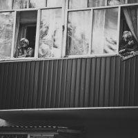 соседки :: Инсаф Гиниятуллин