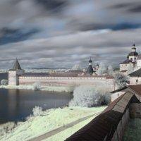 Кирилло-Белозерский монастырь :: Павел Дунюшкин