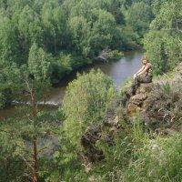 Медведь-камень :: Сергей Комков