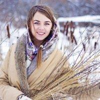 зима-крестьянин торжествует :: Юлия Трибунская