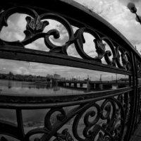 Городской пейзаж :: Анатолий Спица