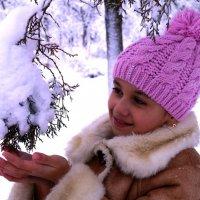 Зимнее кружево. :: Жанна Савкина