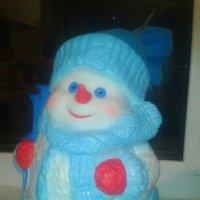 снеговик :: Катя )))