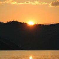 закат на Байкале :: Irene Shubina