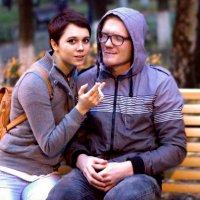 Вера и Женя :: Виктория Савина