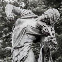Слепая скрипачка :: Максим Логунов