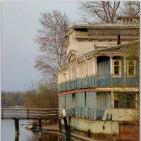 Старая пристань :: Андрей Lyz