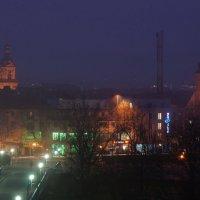 Ночь в тумане :: igor G.