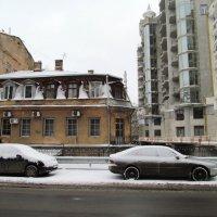 В Одессе снег :: AV Odessa