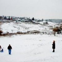 Ясная поляна. :: Николай Сидаш