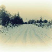сельская дорога :: Светлана Амелина