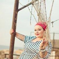 пиратка 21 века :: Natasha Kryzhenkova