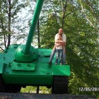 бывший танкист с будущим :: filya zub
